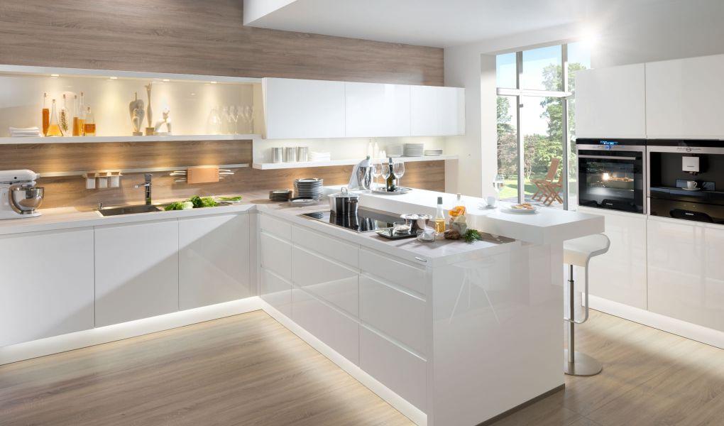 Die Küchenfront ALPHA LACK von Nolte Küchen