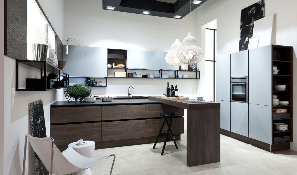 Die Küchenfront ARTWOOD von Nolte Küchen