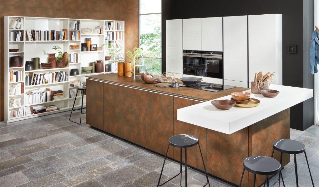 Die Küchenfront FERRO von Nolte Küchen