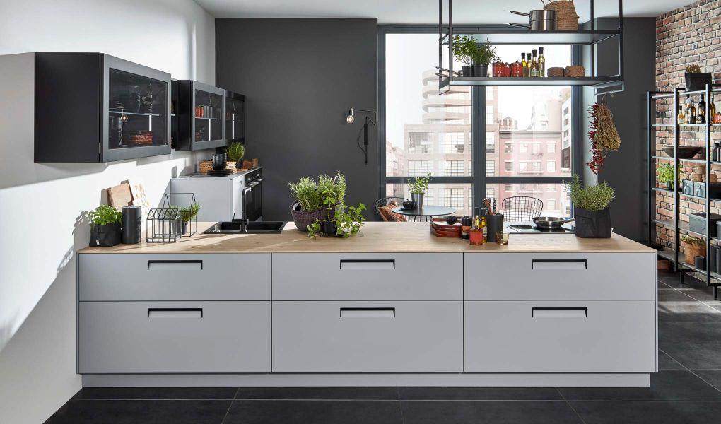 Die Küchenfront INTEGRA von Nolte Küchen