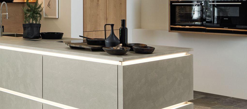 Nolte Küchen Fronten: Authentische Oberflächen