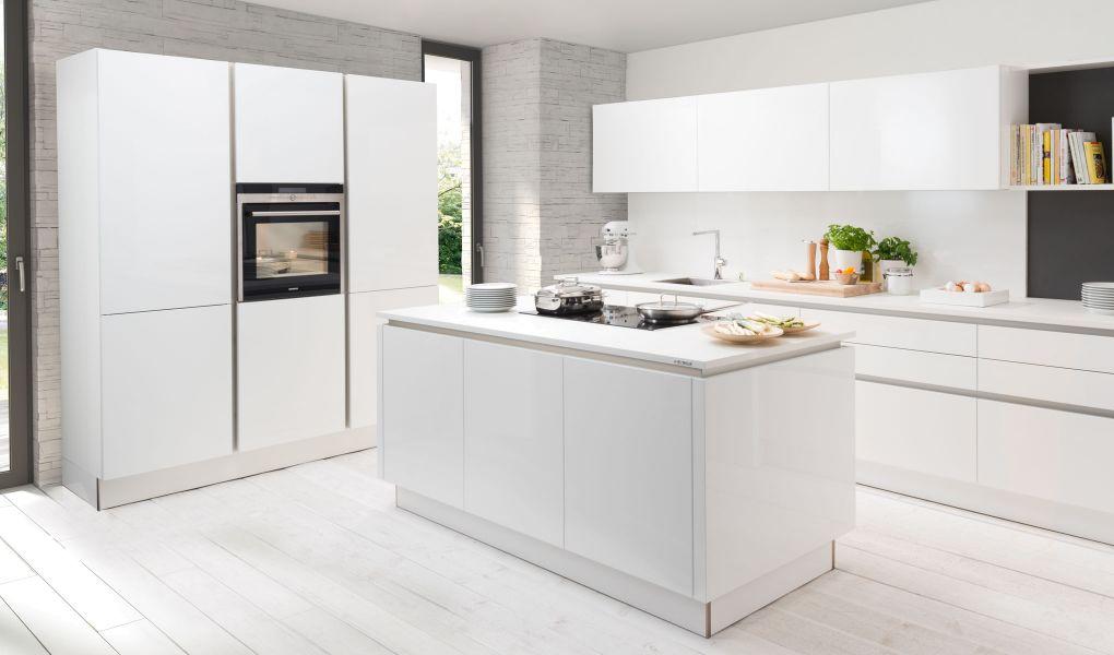 Die Küchenfront NOVA LACK von Nolte Küchen