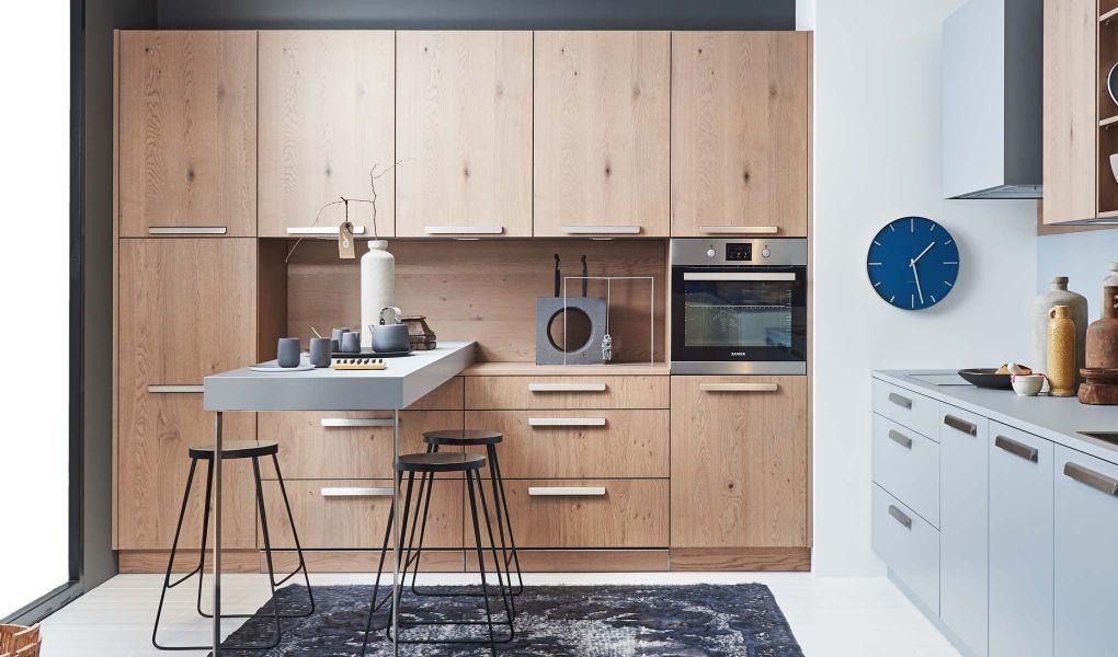 Die Küchenfront TAVOLA von Nolte Küchen