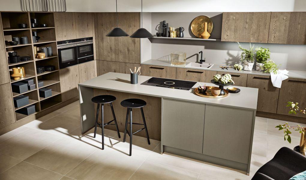 Die Küchenfront TITAN von Nolte Küchen