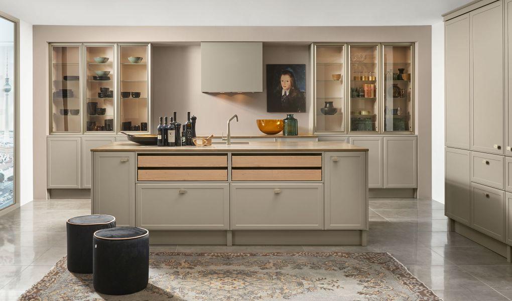 Die Küchenfront TORINO LACK von Nolte Küchen